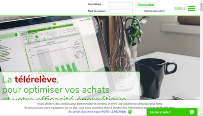 Site internet de Eveler
