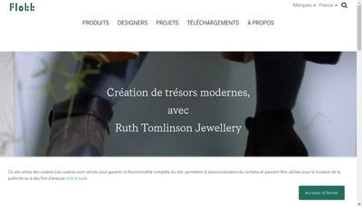Site internet de Flokk