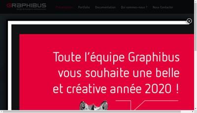 Site internet de Graphibus