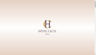Site internet de Hotel Cecyl LKS