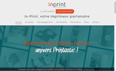 Site internet de Onlyouprinter