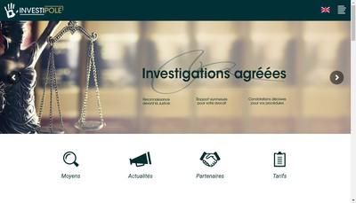 Site internet de Investipole
