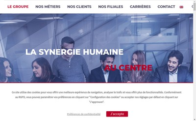 Site internet de It&M Innovation