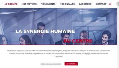 Site internet de It&M Solutions