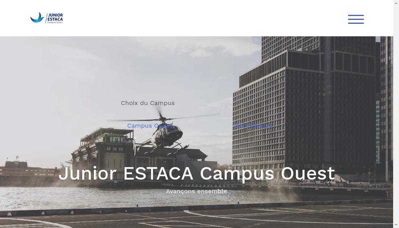 Capture d'écran du site de AFAS-Projects