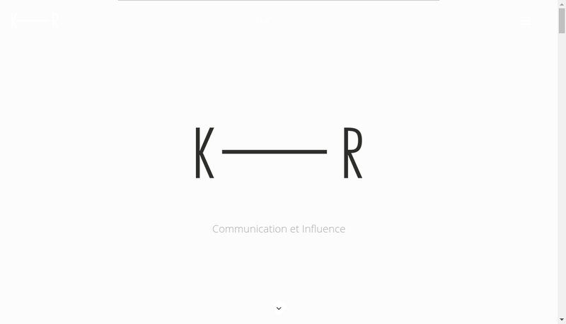 Site internet de Katch & Reyners