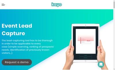 Site internet de Kayo