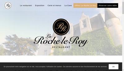 Site internet de La Roche le Roy