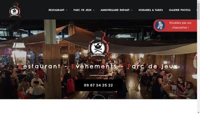 Site internet de Table Pirates-la Recre Moussaillons
