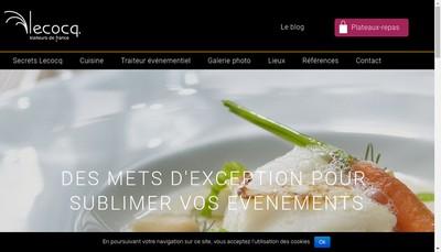 Site internet de Societe Nouvelle Lecocq