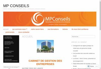 Site internet de Mpconseils