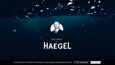 Site internet de Pisciculture Haegel PH