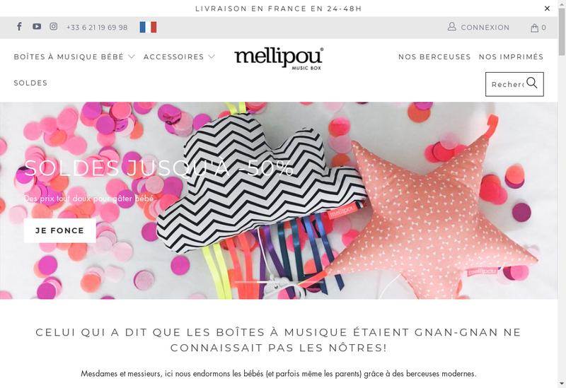 Capture d'écran du site de Popincourt