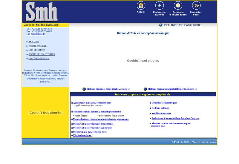Capture d'écran du site de Axiome