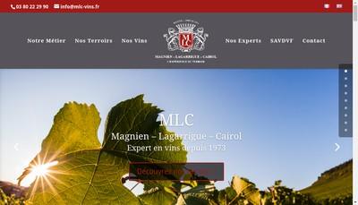 Site internet de Ajout Jean Marie Calloux