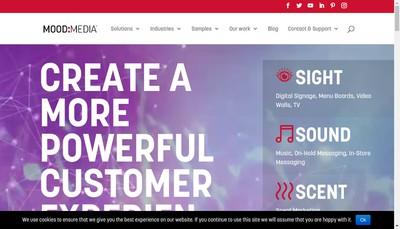Site internet de Mediadis