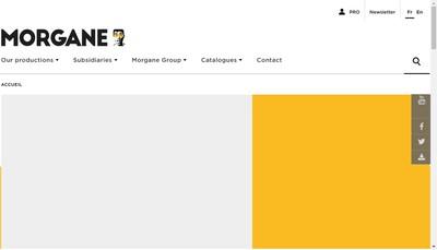 Site internet de Penelope Morgane