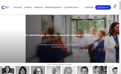 Site internet de Netcancer