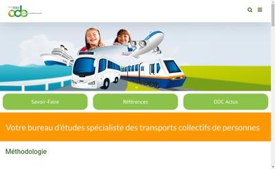 Site internet de Olivier Darmon Consultants