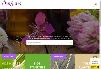 Site internet de Omsens