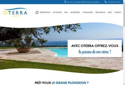 Site internet de Oterra