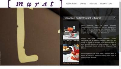 Site internet de Snc le Murat