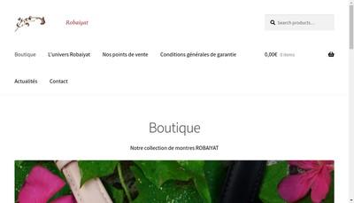 Site internet de Robaiyat