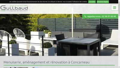 Site internet de Guilbaud
