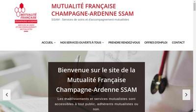 Site internet de Services et Sante