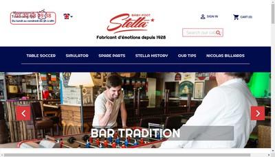 Site internet de Stella Loisirs