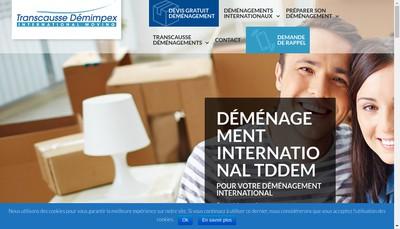 Site internet de TDDEM
