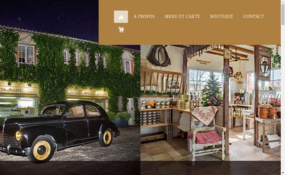 Site internet de Le Tirou