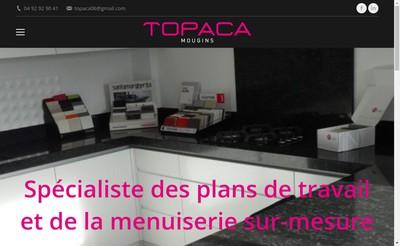 Site internet de Topaca