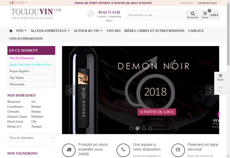 Capture d'écran du site de Expressions Fermieres