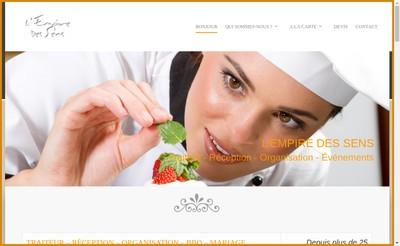 Site internet de Leds Evenements