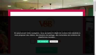 Site internet de Vandb