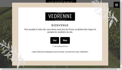 Site internet de Pages Vedrenne-Anot Barnet