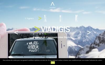 Site internet de Viadigis