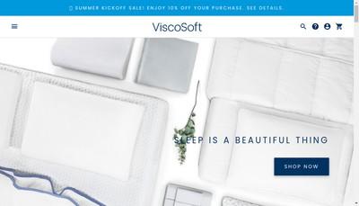 Site internet de Viscosoft