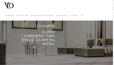 Site internet de VLD