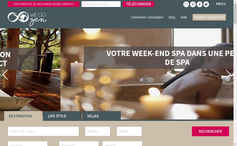 Capture d'écran du site de Agora-Logie