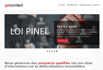 Site internet de 1001Pact