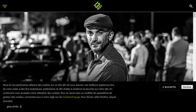 Site internet de 13Eme Rue