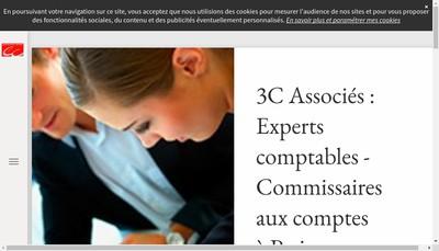 Site internet de 3C Associes