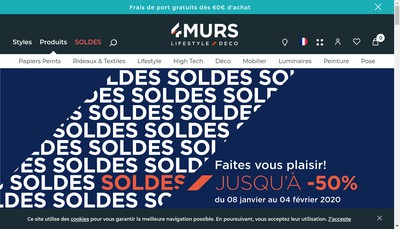 Site internet de 4Murs