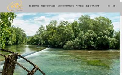 Site internet de A2C Entreprises