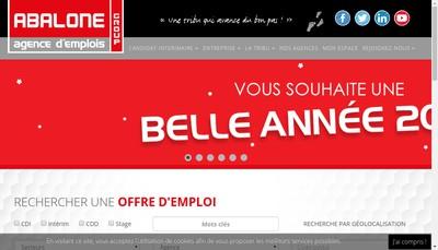Site internet de Abalone Tt Reze