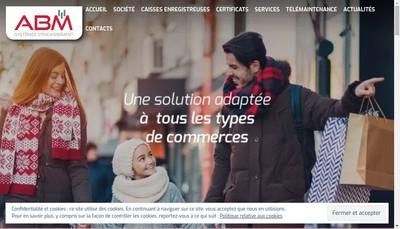 Site internet de ABM