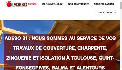 Site internet de Agence de l'Energie du Sud Ouest