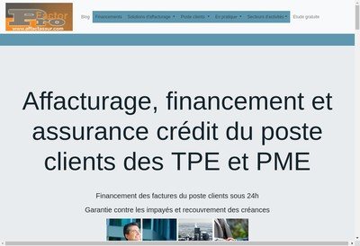 Site internet de Insurance-Credit